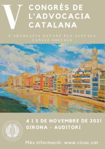 V Congrès de l'Advocacia Catalana